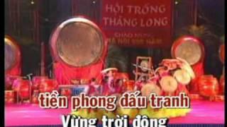 Chào Mừng Đảng Cộng Sản Việt Nam - Đoàn nghi lễ Quân đội