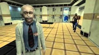 Let's Play Half Life Sven Co-op!-1 (The Adventure Begins, Sex Changes, STUCK! )