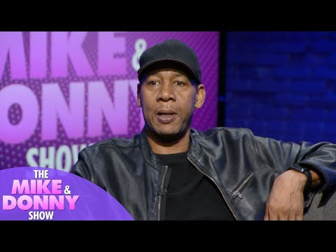 Frederick Hand  - Comedian Mark Curry Slams Steve Harvey For Allegedly Stealing