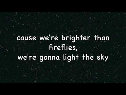Light The Sky - Grace VanderWaal (Lyrics)