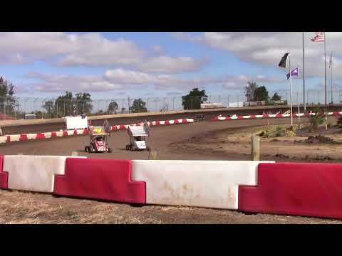 Willamette Speedway, OR - Caged Frenzy - 125cc Cage-Kart Trophy Dash - September 10, 2017