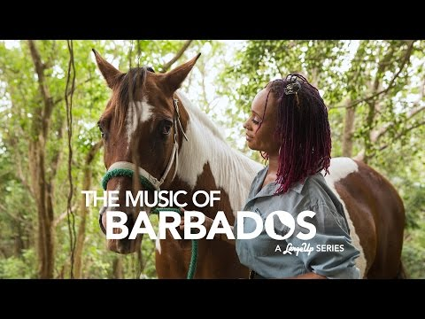 The Music of Barbados with Alison Hinds | LargeUp TV
