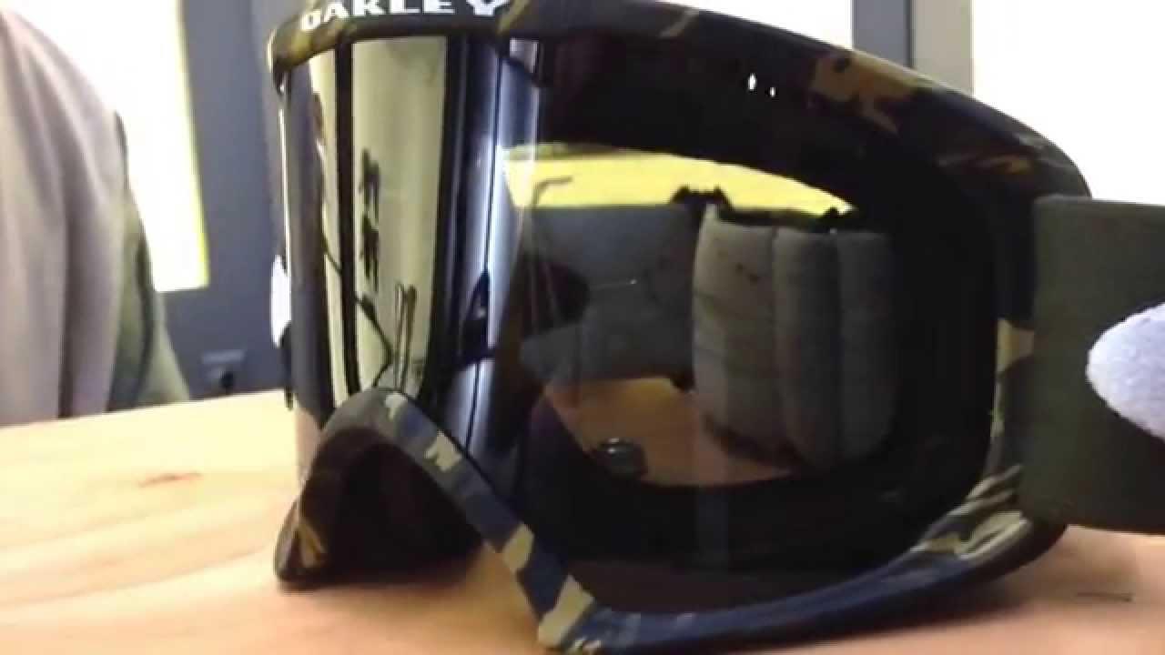 3512511650d7 2015 Oakley O2 XL Danny Kass preview - YouTube