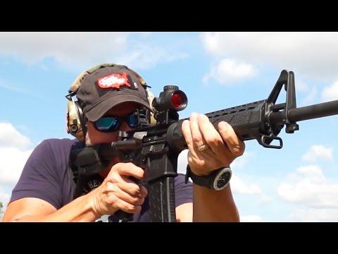 Is the Saint AR-15 by Springfield Armory a sinner?