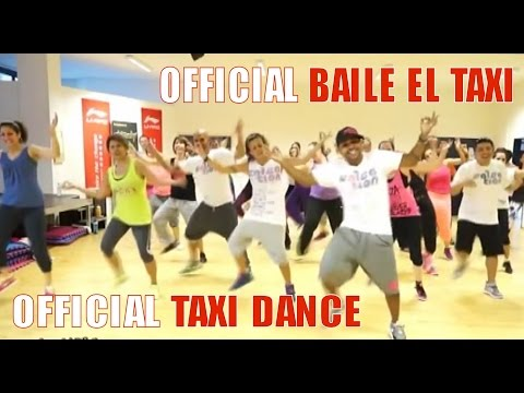 PITBULL FT. SENSATO Y OSMANI GARCIA – EL TAXI (EL BAILE TAXI/THE TAXI DANCE) BY ALEJANDRO ANGULO