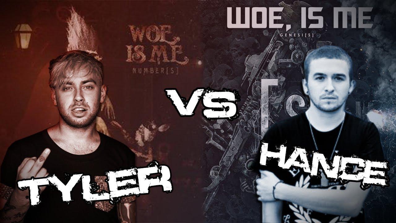 TYLER CARTER VS HANCE ALLIGOOD | Battle Of Music #9 | #10YearsWoeIsMe