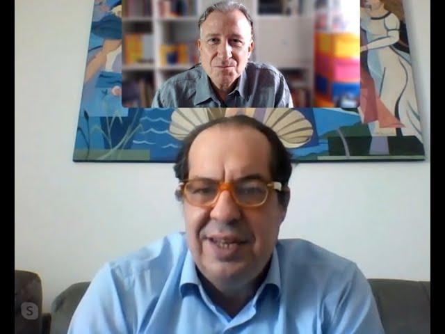 Juan Carlos Cubeiro y Roberto Luna conversan sobre Gestión del Talento -  YouTube