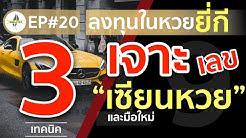 EP#20 free lotto สูตรหวยยี่กี่แม่นๆ 3 เทคนิคเจาะเลข ที่เซียนหวยและมือใหม่ต้องรู้
