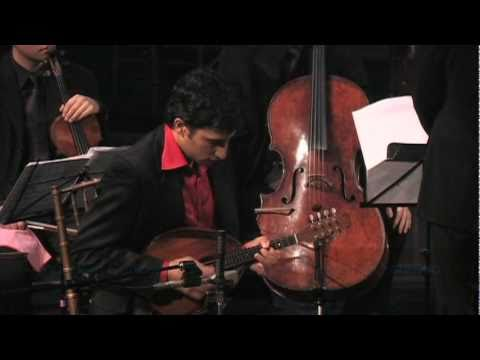 Mandolin Concerto By Avner Dorman. Soloist: Avi Avital, Metropolis Ensemble & Conductor Andrew Cyr