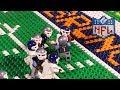 NFL Super Bowl 50: Carolina Panthers vs. Denver Broncos   Lego Game Highlights