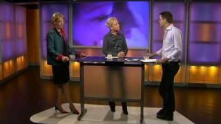 Våldtäktsdebatt mellan Gudrun Schyman (FI) och Jimmie Åkesson (SD) i Agenda