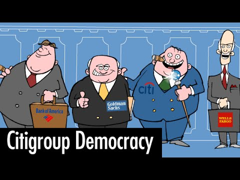 Citigroup Democracy