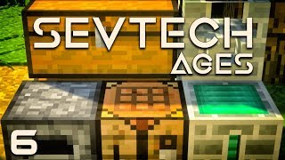 sevtech: ages modpack
