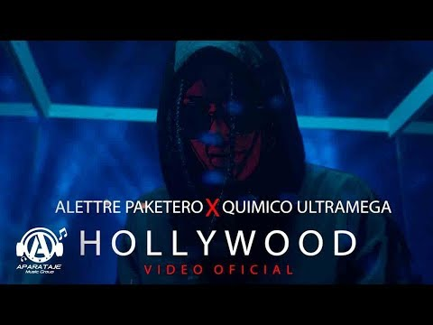 Quimico UltraMega Ft Alettre Paketero - Hollywood (Video Oficial)