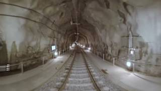 Citybanan tunneln under Stockholm i VR/360 video(, 2016-12-22T18:34:26.000Z)
