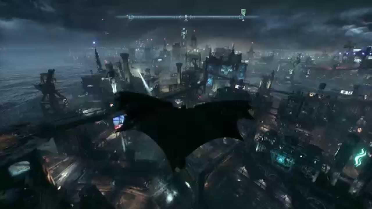 ゲーム『バットマン:アーカム・ナイト 究極のゲームプレイ動画』 好評発売中