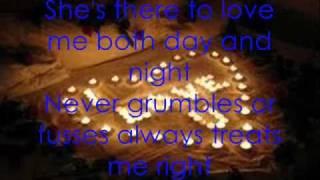 Ray Charles-I've got a woman(lyrics)