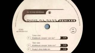 Da Techno Bohemian - Pump Da Bass (Freaky