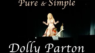 Gambar cover DOLLY PARTON PURE AND SIMPLE CONCERT