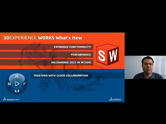 MECAD 2020 A new Era event Day 1 SOLIDWORKS 2021