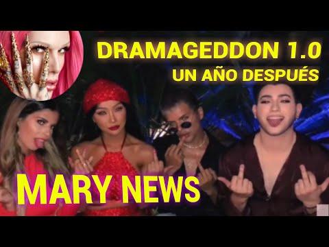 NIKITA DRAGUN, GABRIEL ZAMORA, MANNY MUA, LAURA LEE Y JEFFREE STAR / DRAMAGEDDON 1.0 EL ANIVERSARIO thumbnail
