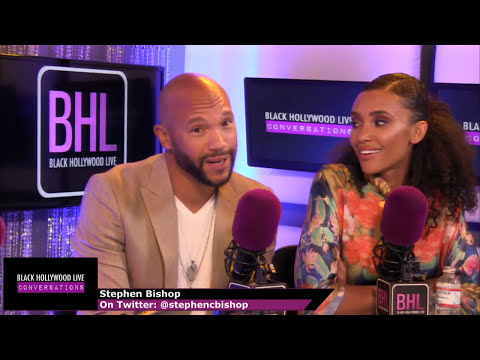 Stephen Bishop & Annie Ilonzeh   BHL Conversations