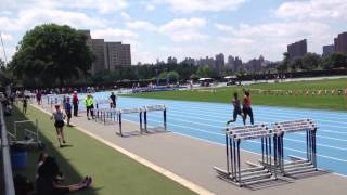 USATF June 15, 2013 East Region Open Icahn Stadium