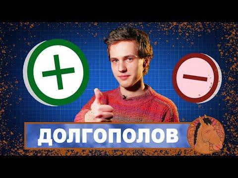 Плюсы и минусы Александра Долгополова