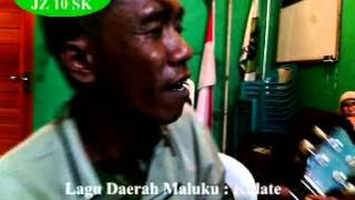 Lagu Daerah Maluku   Ulate