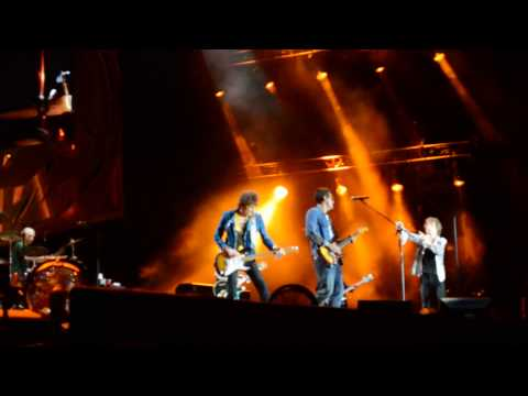 The Rolling Stones & John Mayer - Respectable (Live in Rome @ Circo Massimo)