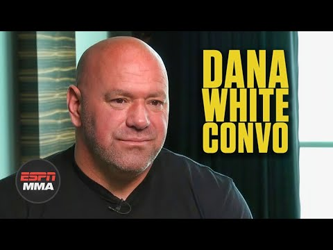 Dana White talks #UFC 262, Nick Diaz meeting & Donald Cerrone's future | ESPN MMA