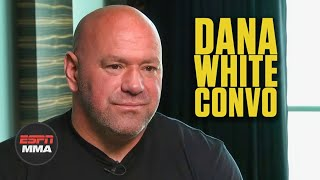 Dana White talks #UFC 262, Nick Diaz meeting & Donald Cerrone's future | ESPN MMA