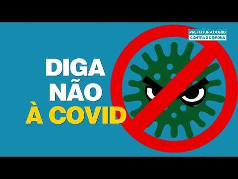 CORONAVÍRUS | O combate à pandemia continua!