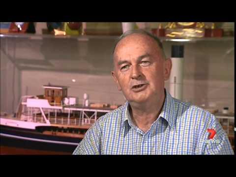 Seven News Sydney Flashback: Sinking of the Karrabee (1984)