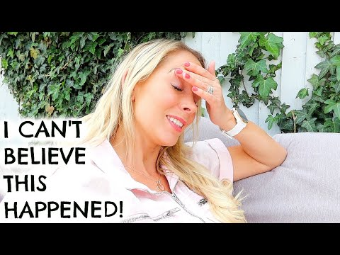 I'M NOT SENDING THEM BACK, OUCH & DAY IN THE LIFE RAW VLOG  |  Emily Norris