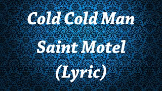 Play Cold Cold Man