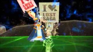 オンラインゲーム「Lostsaga」 PV ひまわり組