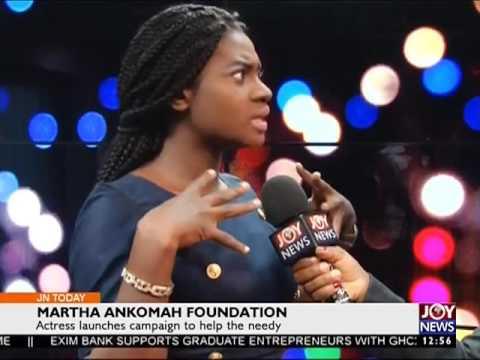 Download Martha Ankomah Foundation - Joy Entertainment Today (17-11-16)