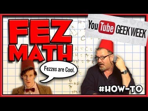 Fez Math - GEEK WEEK