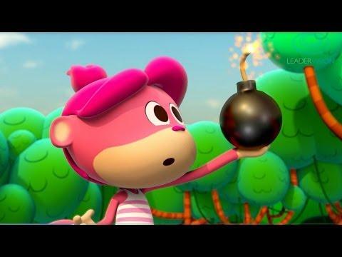 Cuidado con la Bomba Chita - Las Canciones del Zoo | El Reino Infantil