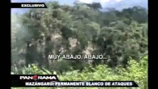 Exclusivo: cruentos combates con Sendero en Mazángaro