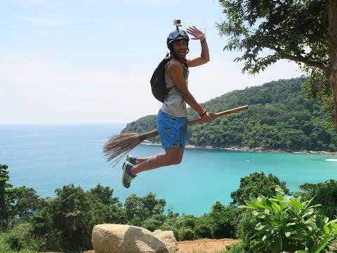 Exploring Phuket Island in 4K – تمشية في جزيرة فوكيت