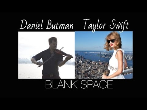 Taylor Swift - Blank Space - Cover by Daniel Butman