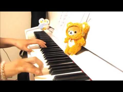 If -nishino kana naruto movie-piano