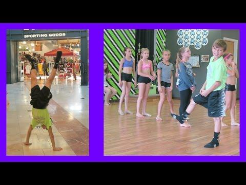 MORE BACK TO SCHOOL SHOPPING & DANCE CLASS!