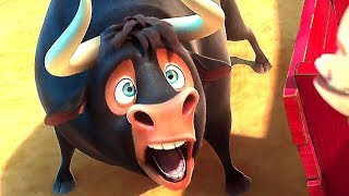 FERDINAND New TRAILER (2017) Family & Kids Animation Movie HD
