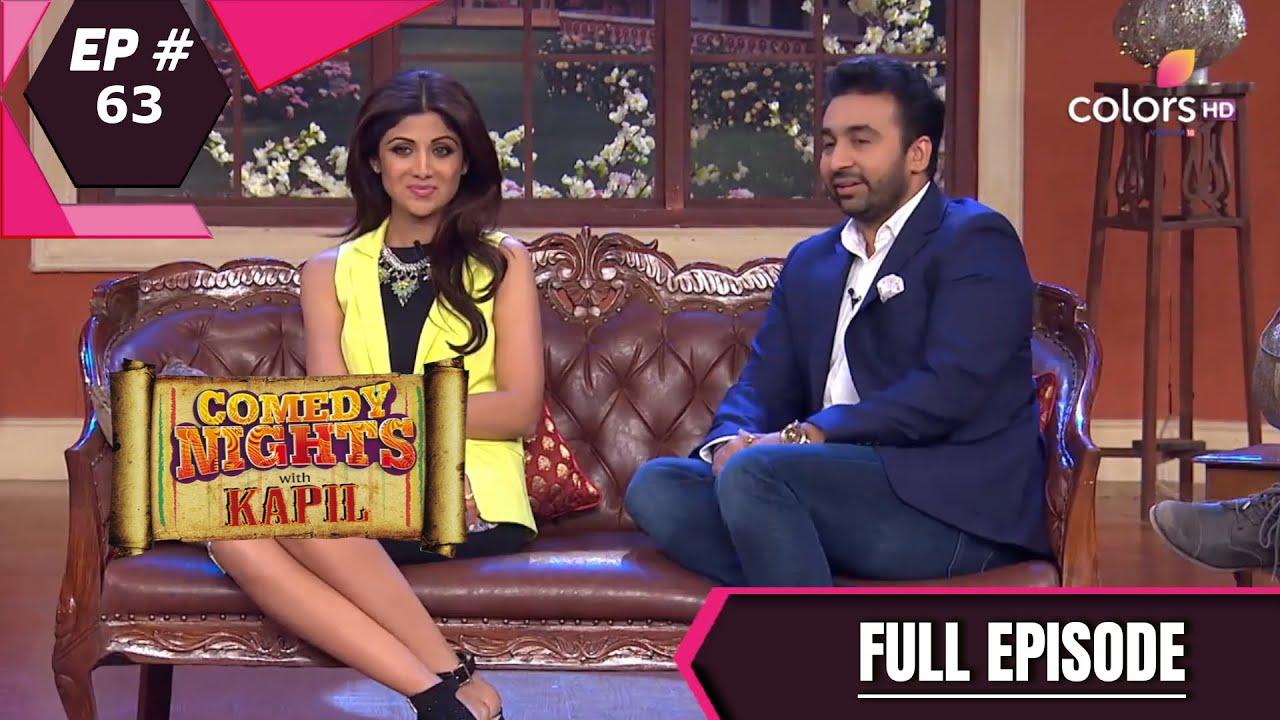 Download Comedy Nights With Kapil | कॉमेडी नाइट्स विद कपिल | Episode 63 | Shilpa & Raj Kundra | Harman Baweja