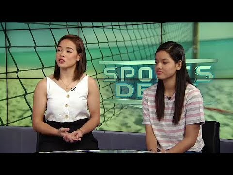 Sisters Jema, Mafe Galanza share how they bond over volleyball