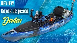 """Vídeo: Kayak de pesca """"Dentón"""""""