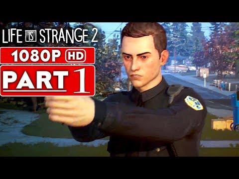 LIFE IS STRANGE 2 Gameplay Walkthrough...